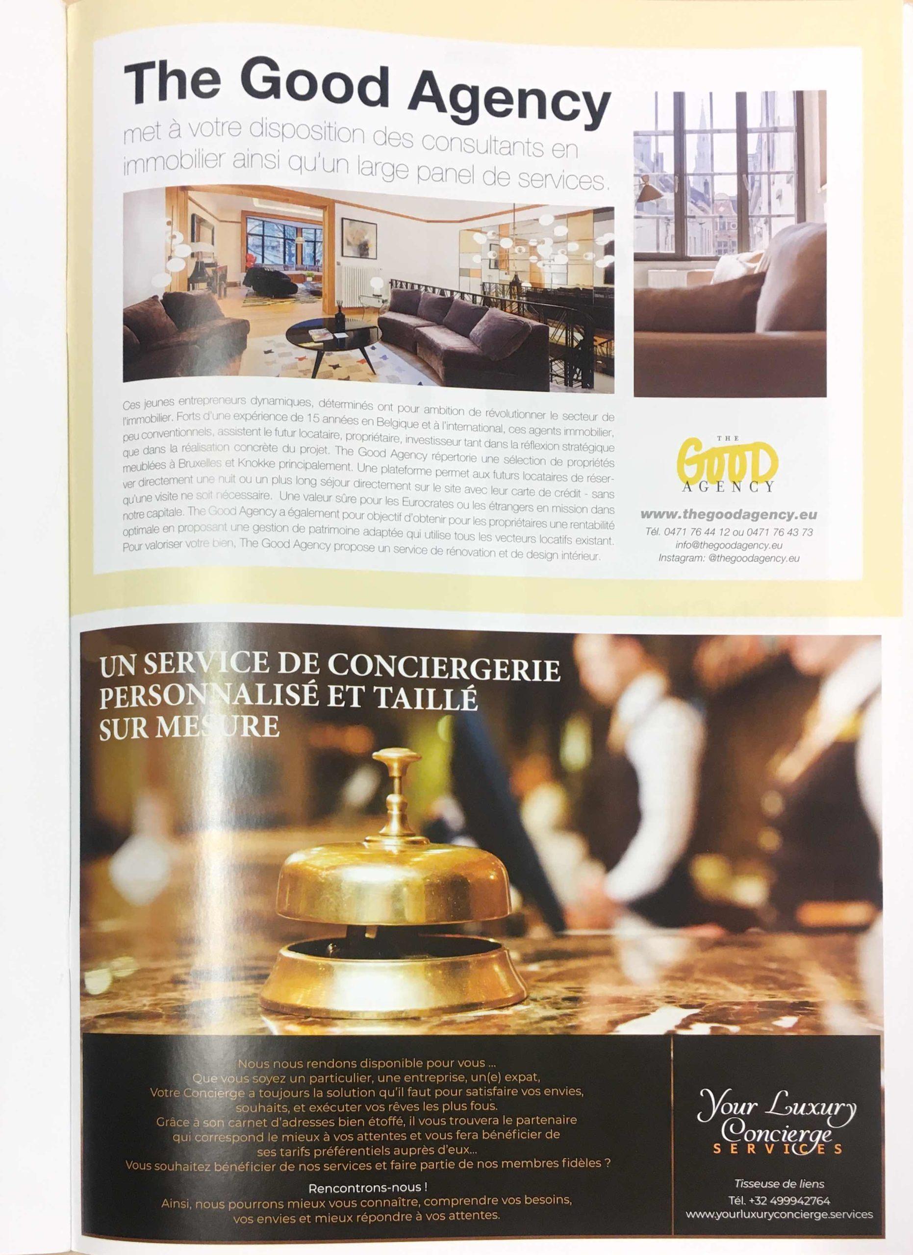 Your Luxury Concierge Services – Conciergerie de Luxe – Devenez membre et profitez de nos services en toute tranquillité – Votre concierge vous aide dans toutes vos démarches.